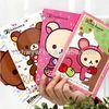 custom school soft cover exercise notebook, french exercise book, cute exercise book