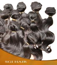 Thumb up!!! silk & shedding free Wholesale price Samples Order Indian Hair