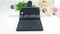 New Design 7 Inch Bluetooth Keyboard Case For Samsung Galaxy Tab 3 P3100&6200