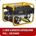 Preço de alta potência a gasolina gerador generac 2.5kw