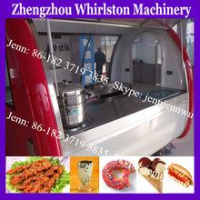 4 M long push carts/fast food vending kiosk/van/trailer for sale