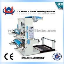 Pva.pe plastic film printing machine