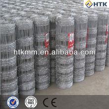 Professional Manufacturer Galvanized grassland mesh fence
