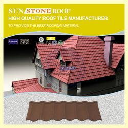 long span roof asphalt roofing