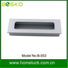Manufacture of office recessed furniture cabinet closet door handles