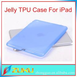 Newest for ipad 4 case, TPU soft case