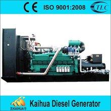 1000kva natural gas powered generators plant