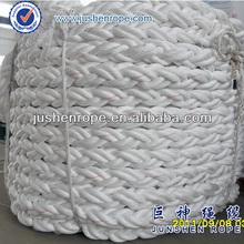 polyamide fiber(nylon) doube braided rope