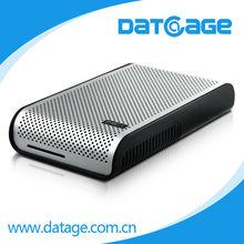 Datage Portable External Hard Disk Enclosure 4TB SATA Hard Drive Case