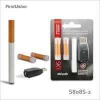 Alibaba france wholesale rubber penis e cigarette S808S-2 electronic cigarette starter kit