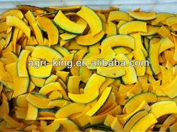 IQF Pumpkin Fruits and Vegetables