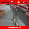 Jinxin plano de balustrada de de forma aco párrafo baranda de y escalera, la norma en acero inoxidable 316 ss