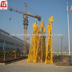 manufacturer telescopic cranes QTZ50A tower crane