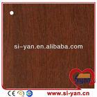 woodgrain decor pvc film