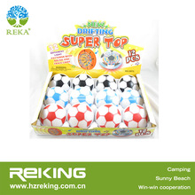World Cup soccer spin top toys