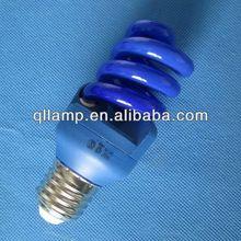 T3 9MM 11W BLUE LIGHT FULL SPIRAL ENERGY SAVING LAMPS