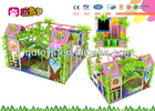 Latest Wood Play Castle Kid Indoor Jumping Toys Boxing