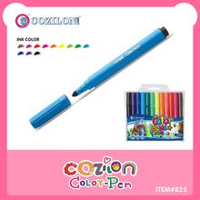 Thick barrel water color pen item 825