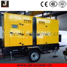 mtu diesel engine 30kw silent diesel electric generator
