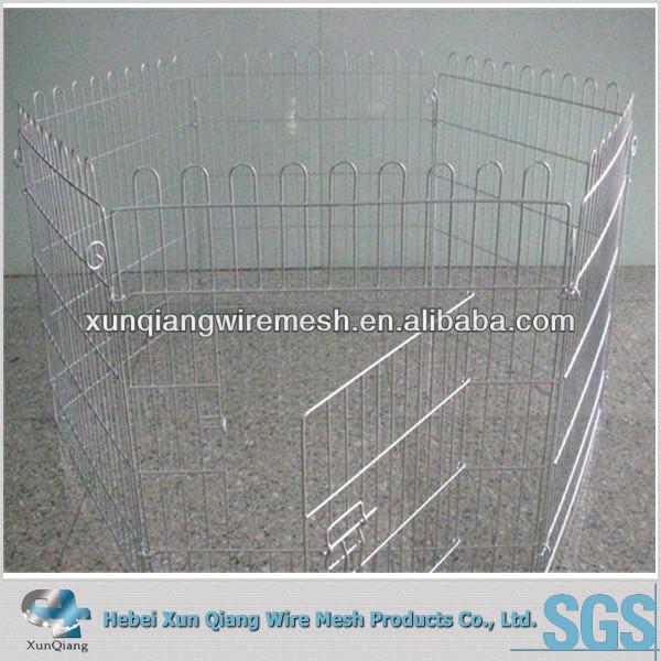 Alta qualidade dog run kennel( fabricação)