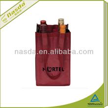 Eco friendly nonwoven travel liquor bag