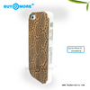 mini waterproof carved wooden dragon case and bamboo housing cover for iphone 5s
