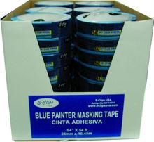"""Painters Tape - .94""""(1"""") x 54 feet 48 rolls in a case"""