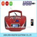 Rx-627q digital radio mit fm-empfänger musik-player