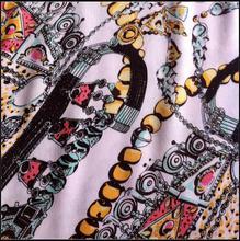 2014 fashion wholsale top 10 items spun woven rayon chain fabric textile