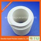 High temperature resistance high alumina ceramic vacuum tube