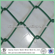 chain link fence manufacturing