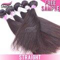 Varios de longitud desde 12 pulgadas a 30 pulgadas de cabello lacio 100% brasileña cabello virgen