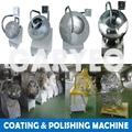 Pílula máquina de revestimento, pílula máquina de polimento, snack revestimento do tambor