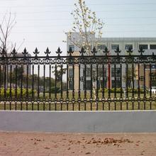 China supplier gothic iron fence