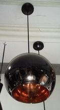 Copper Hanging Lamp