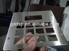Nice Metal keypad front plate