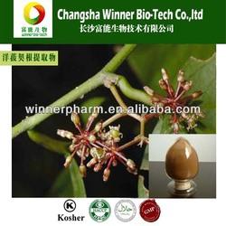 natural and pure sarsaparilla root extract 4:1 10:1 20:1 ratio extract