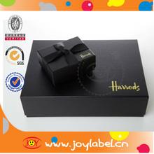glossy cardboard gift boxes&black gift box&gift box