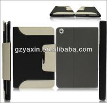 smart leather case cover for ipad mini,smart leather cover case for ipad mini