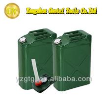 20L metal military fuel drum