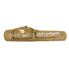 OEM Service CS game Tactical military nylon commando rifle gun case with sponge for airsoft use pouch CL12-0009Tan