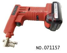 Hot-sale locksmith tool bump key manual pick gun tool upwards for locks/071157