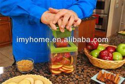 Chop magic / fruit vegetable slicer / dicer / New fruit vegetable cutter