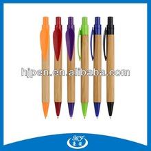 2013 Hot Selling Advertising Cheap Bamboo Ballpoint pen