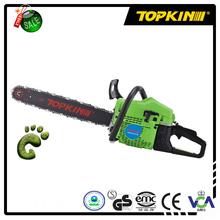 "Petrol Chainsaw 58 cc 3.4HP 20"" Saw Blade 2 Chains Bar Cover Bag & Tool Kit"
