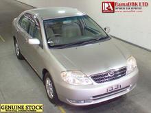 Stock#34540 TOYOTA COROLLA G-LTD Navi SP USED CAR FOR SALE [RHD][JAPAN]