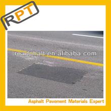 Roadphalt cold Asphalt to repair potholes in car parks