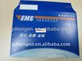 customed design envelope de papel oferecem amostras grátis