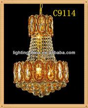 kitchen pendant lighting,decorative pendant lamp,hanging crystal chandelier C9114-380