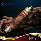 e fire vaporizer pen vision wood e cig wood kit